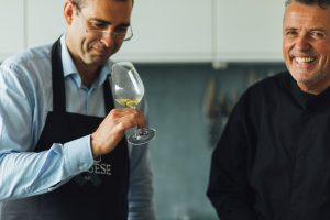 Brasserie Rongese - Peter Merken en Cees van Corler