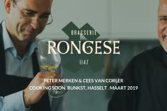 Brasserie Rongese - Peter Merken & Cees van Corler