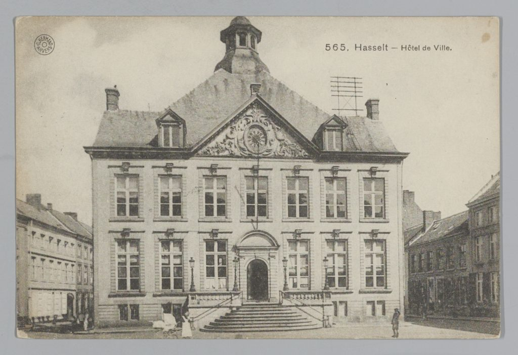 Brasserie Rongese - Hasselt - Stadhuis