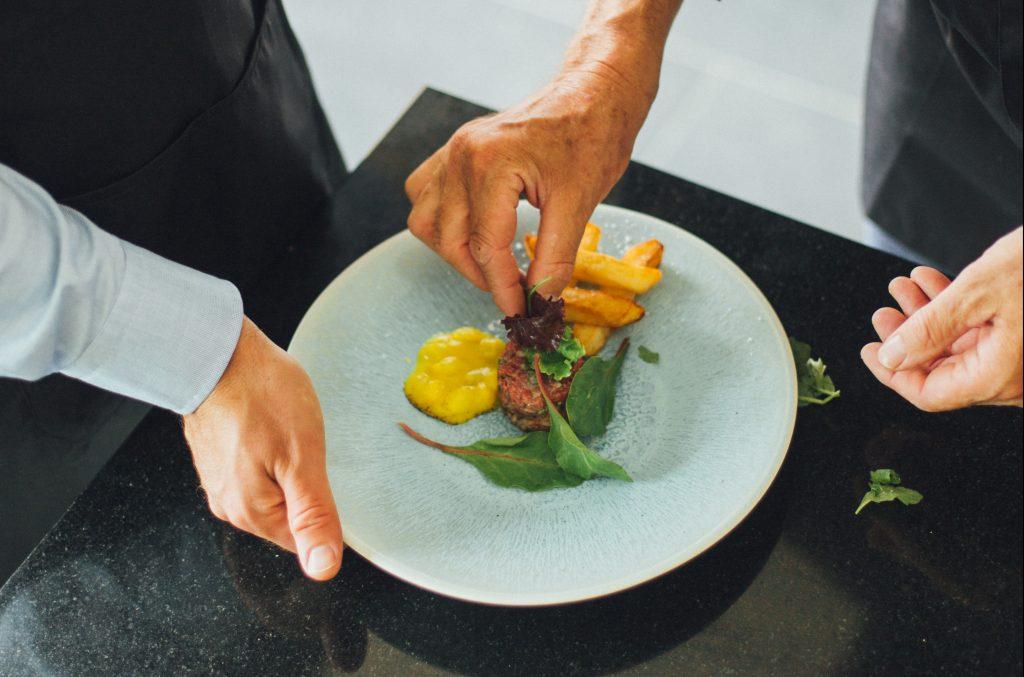 Brasserie Rongese - Steak tartaar