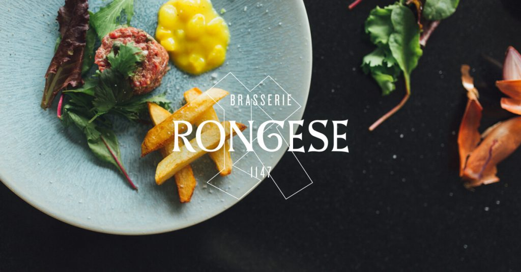 Brasserie Rongese - Lunchmenu